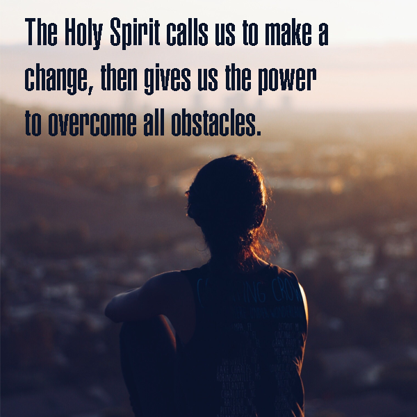 Quotes About The Holy Spirit Beauteous The Holy Spirit Calls Us  Sermonquotes