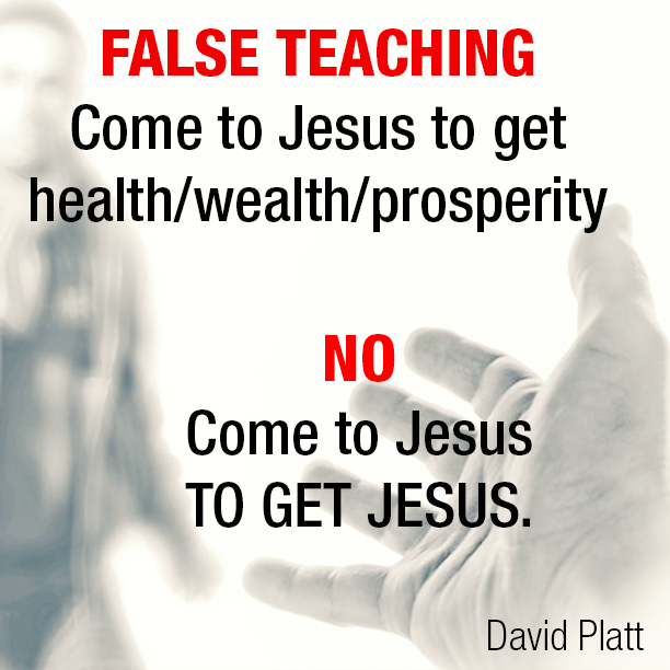 false-teaching