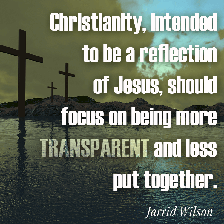 christianity-reflection