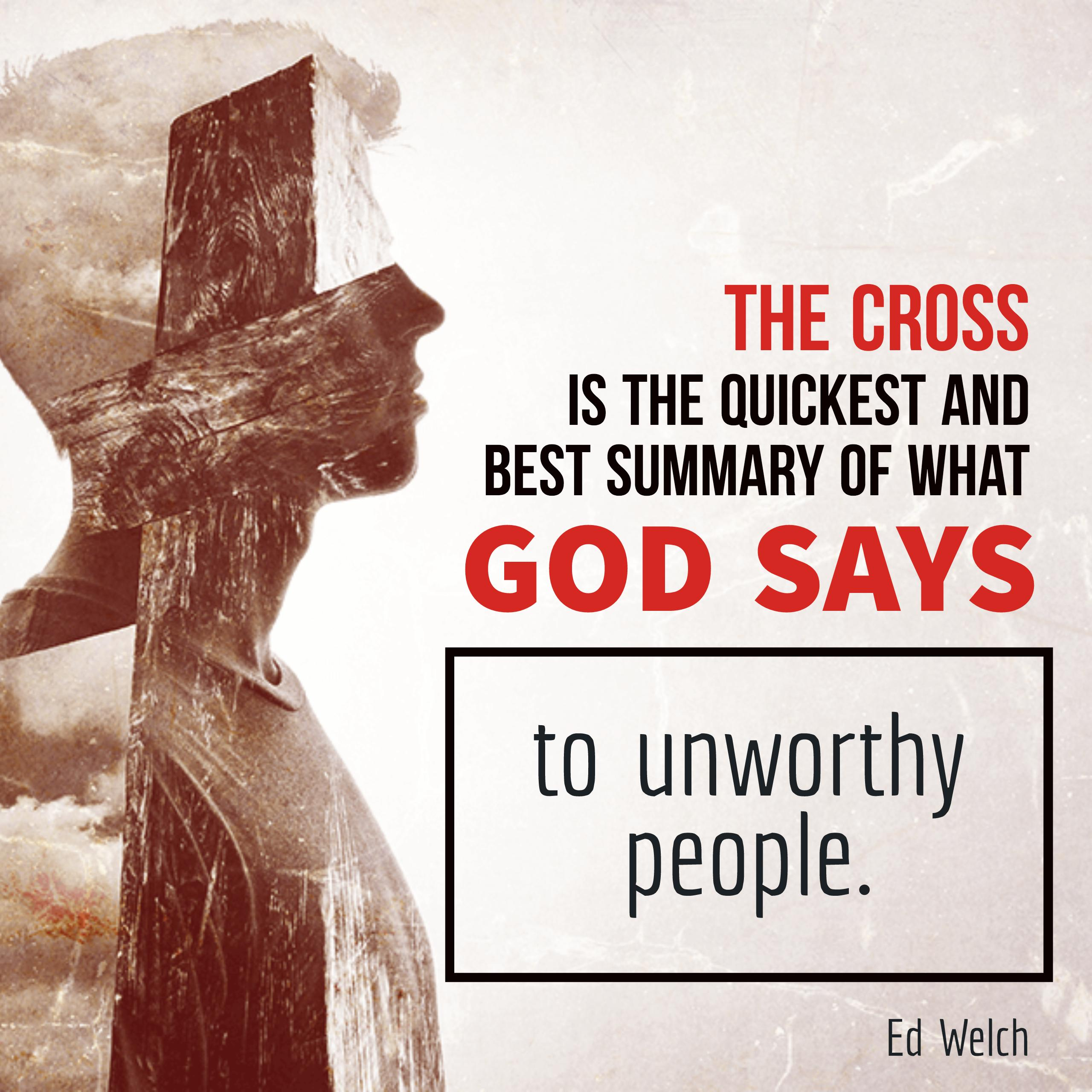 cross-unworthy-people