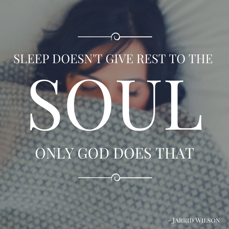 sleep-rest-soul